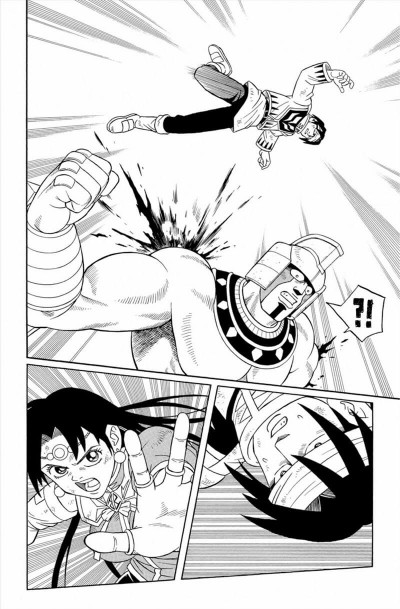 Page 8 beet the vandel buster tome 11