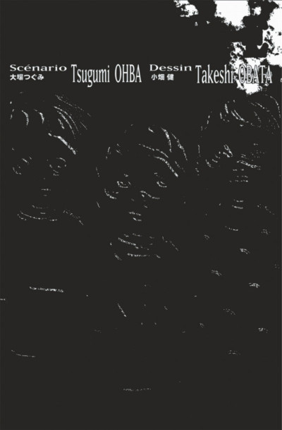 Page 3 death note tome 10