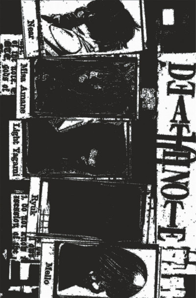 Page 4 death note tome 10
