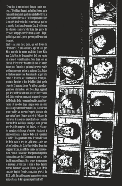 Page 5 death note tome 10