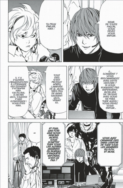 Page 8 death note tome 10