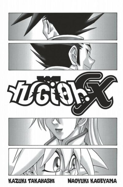Page 3 yu-gi-oh gx tome 1