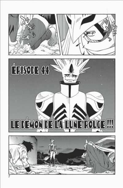 Page 7 beet the vandel buster tome 12