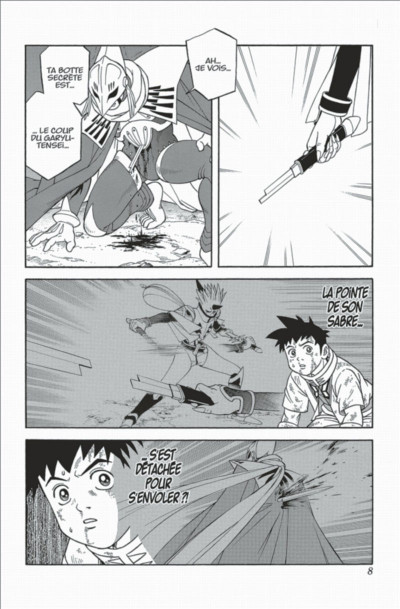 Page 8 beet the vandel buster tome 12