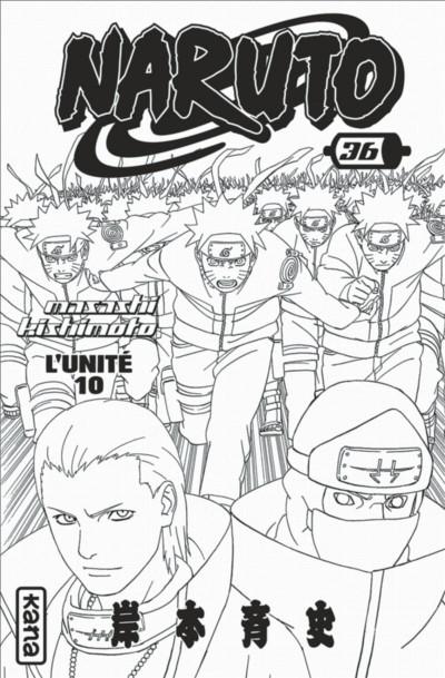 Page 3 naruto tome 36