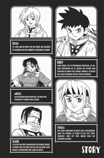 Page 4 beet the vandel buster tome 10
