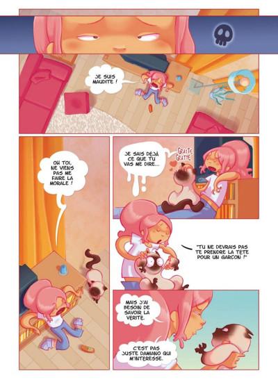 Page 3 alta donna tome 2 - furets et fureteuse