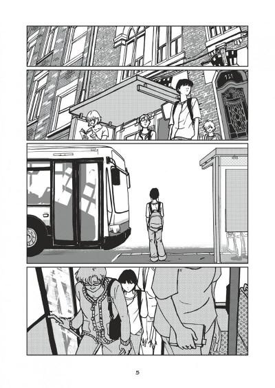 Page 5 celle que... tome 1 - je ne suis pas