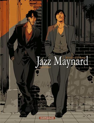 Couverture Jazz Maynard tome 2