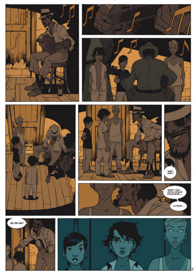 Page 2 Jazz Maynard tome 2