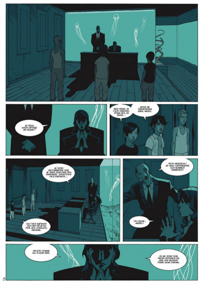 Page 3 Jazz Maynard tome 2