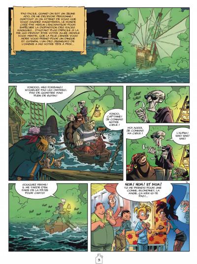 Page 1 zowie tome 3 - l'heure des mutants