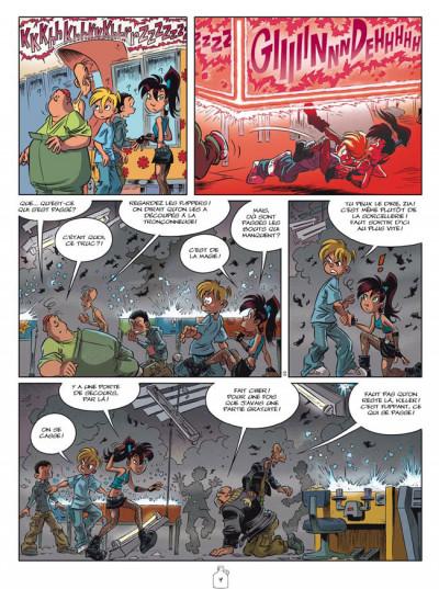 Page 2 zowie tome 3 - l'heure des mutants