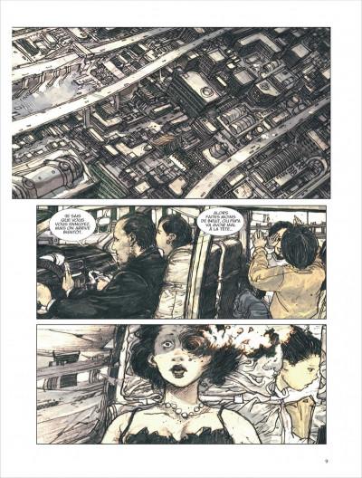 Page 9 Zaya tome 1