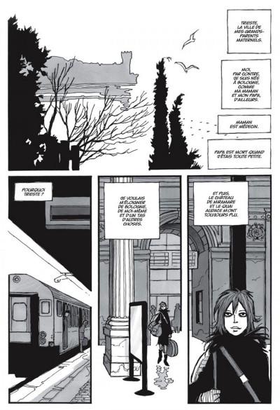 Page 1 aïda à la frontière tome 1
