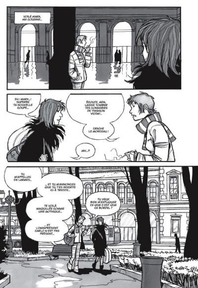 Page 2 aïda à la frontière tome 1