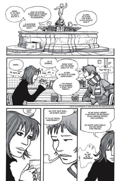 Page 3 aïda à la frontière tome 1