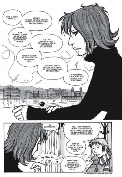Page 4 aïda à la frontière tome 1