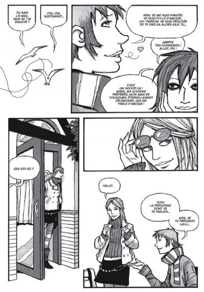 Page 5 aïda à la frontière tome 1