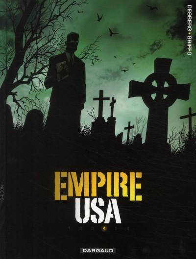 Couverture empire usa tome 4