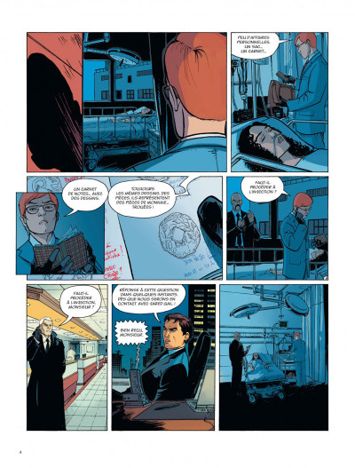 Page 4 empire usa tome 6