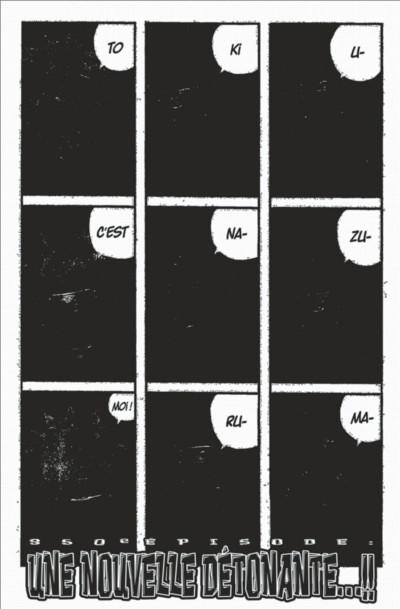 Page 8 naruto tome 39