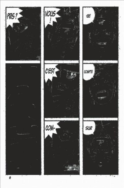 Page 9 naruto tome 39