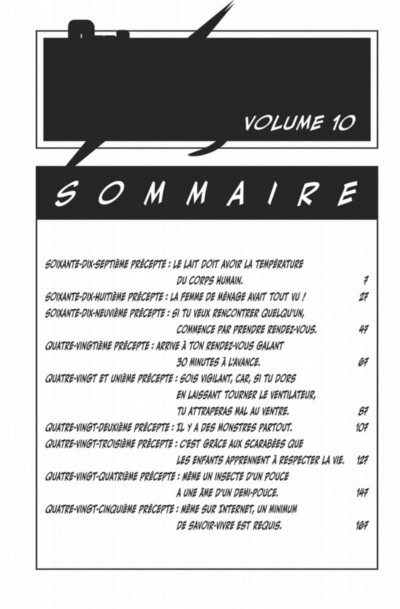 Page 6 gintama tome 10