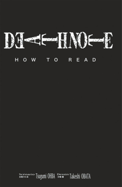 Page 3 death note tome 13