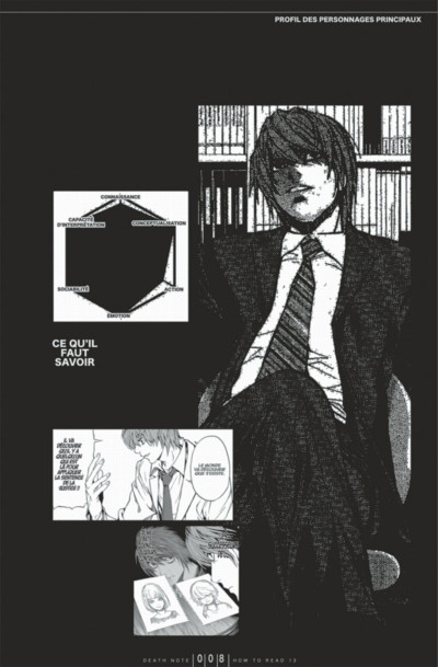 Page 8 death note tome 13