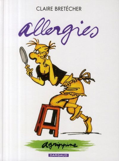 image de agrippine tome 7 - allergies