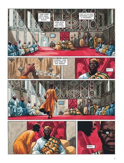 Page 3 djinn tome 8 - fièvres