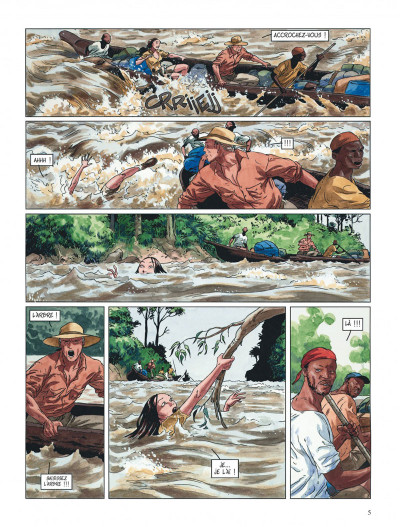 Page 5 djinn tome 8 - fièvres