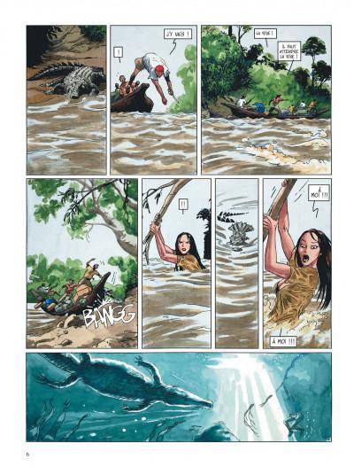 Page 6 djinn tome 8 - fièvres