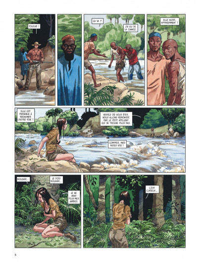 Page 8 djinn tome 8 - fièvres
