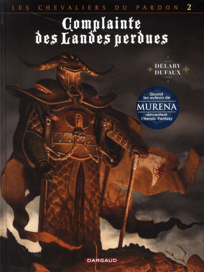 Couverture complainte des landes perdues - cycle 2 tome 2