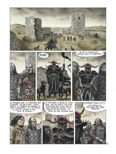 Page 4 complainte des landes perdues - cycle 2 tome 2