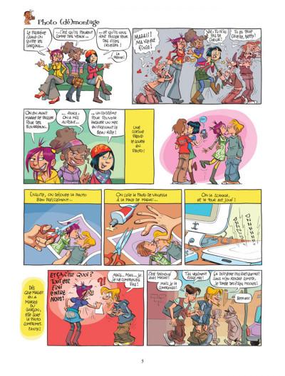 Page 3 la smala tome 9 - baby boom !