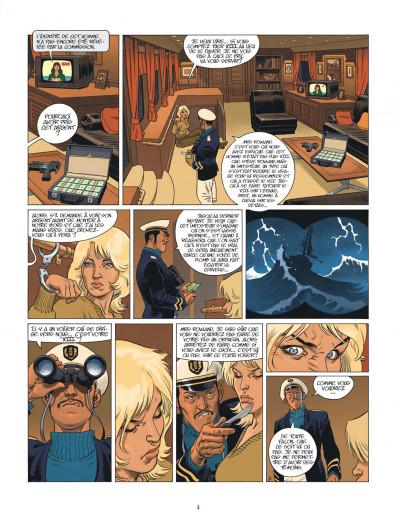 Page 4 xiii mystery tome 1 - la mangouste