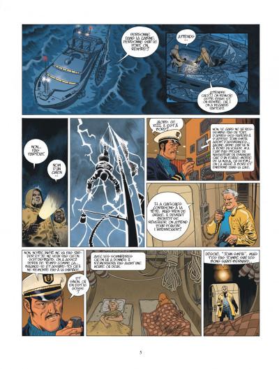 Page 5 xiii mystery tome 1 - la mangouste