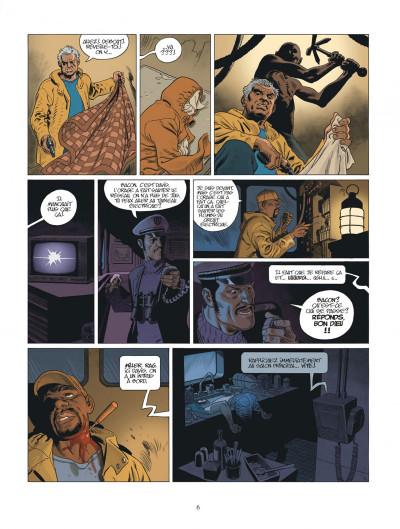 Page 6 xiii mystery tome 1 - la mangouste