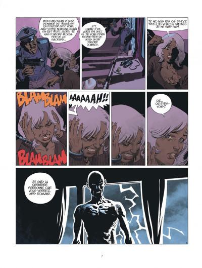 Page 7 xiii mystery tome 1 - la mangouste