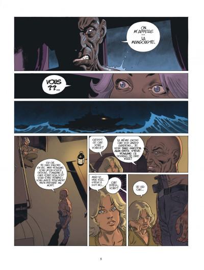 Page 8 xiii mystery tome 1 - la mangouste