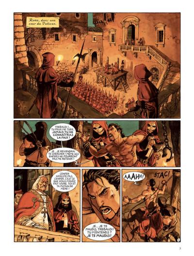 Page 1 le scorpion tome 8 - l'ombre de l'ange