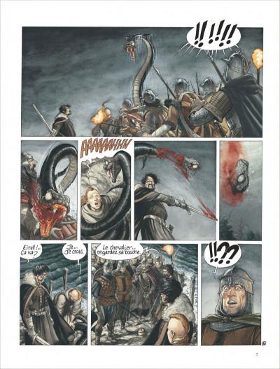 Page 7 complainte des landes perdues - cycle 2 tome 1 - moriganes