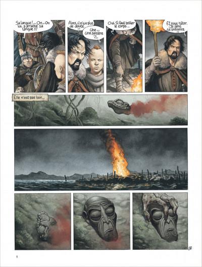 Page 8 complainte des landes perdues - cycle 2 tome 1 - moriganes