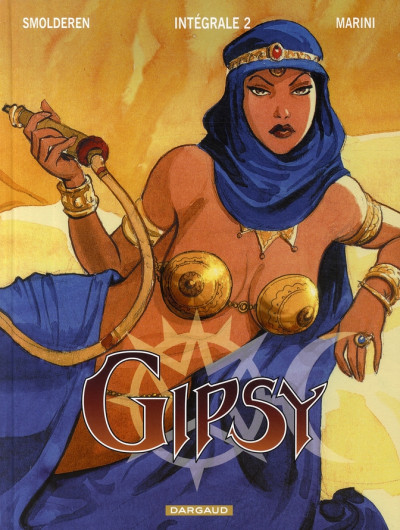 Couverture gipsy - intégrale tome 2 - tome 4 à tome 6