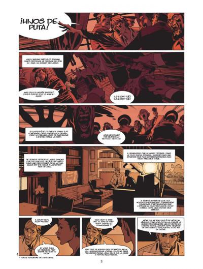 Page 1 jazz maynard tome 3 - envers et contre tout