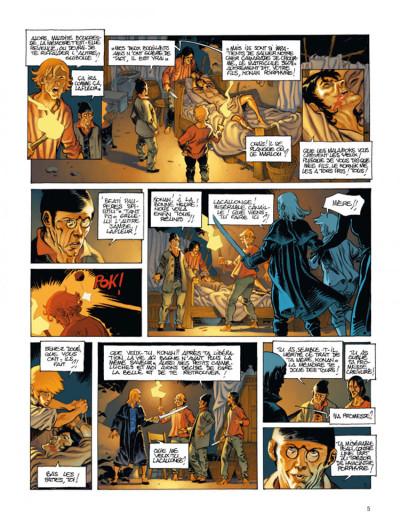 Page 3 le sang des porphyre tome 3 - gwémon