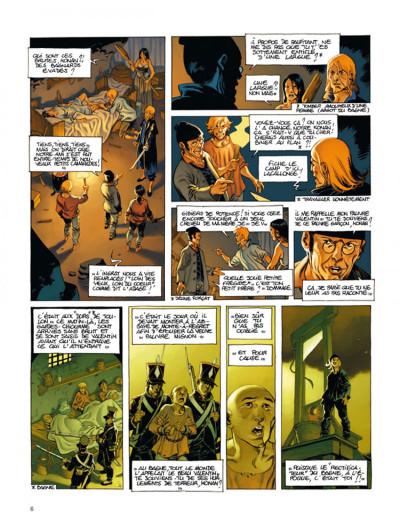 Page 4 le sang des porphyre tome 3 - gwémon